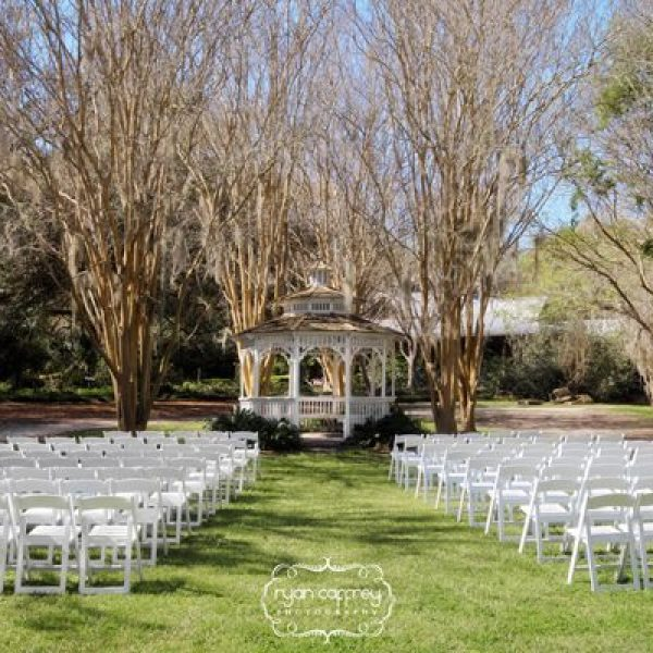 gazebo weddings in gainesville florida