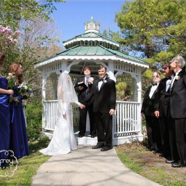 gazebo weddings in gainesville and ocala florida
