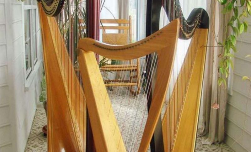 Harp music for weddings