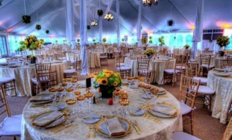wedding rentals and coordinators