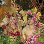 Carnival Festival in Madeira