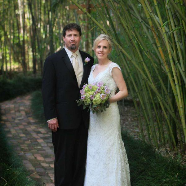 gainesville and ocala garden weddings