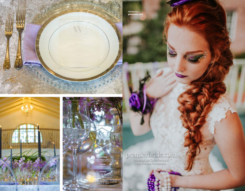 Pronovias, photos by Sara Gatlin Photo and One Fine Day Photography