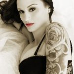 boudoir photography tattoo