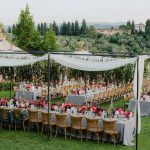 Outdoor Italian Wedding Photo by Erin & Gabri