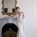 Bohemian Style Gown from Galia Lahav