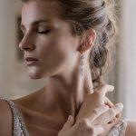 Dangle earrings from Love on Jewellery and Kitte Jewellery