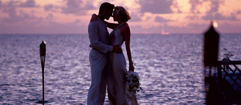 honeymoon or destination wedding