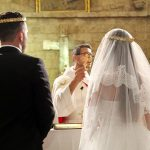 Lebanese wedding crowns