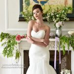 Bridal gown by Morilee Madelaine Gardner 5108