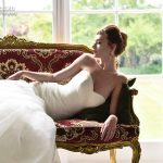 Cowdray House vintage chaise