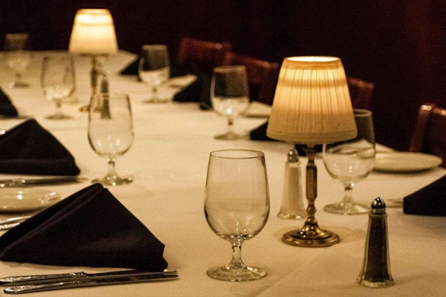 private dining room for rehearsal dinners