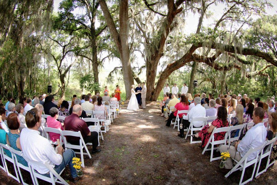 north central florida garden weddings