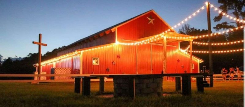 rustic barn weddings in Marion County and Ocala Florida