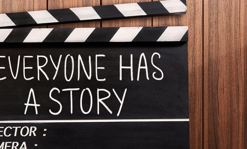 Everyone Has a Story for Video
